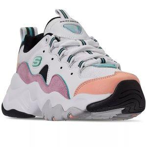 NIB Skechers D'Lites 3.0 Zenway Women's Sneakers 9